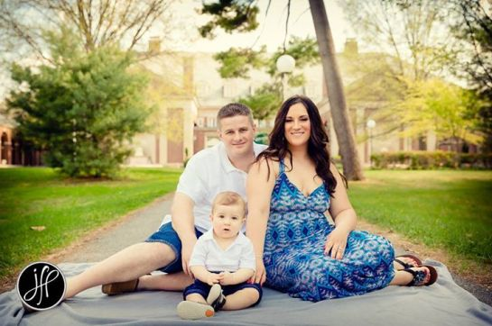 Jeff Foley Family Portrait 1
