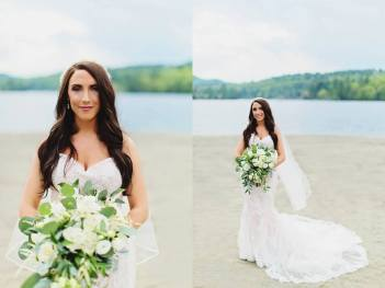 Mel Wedding 1