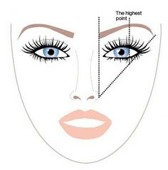 brow diagram