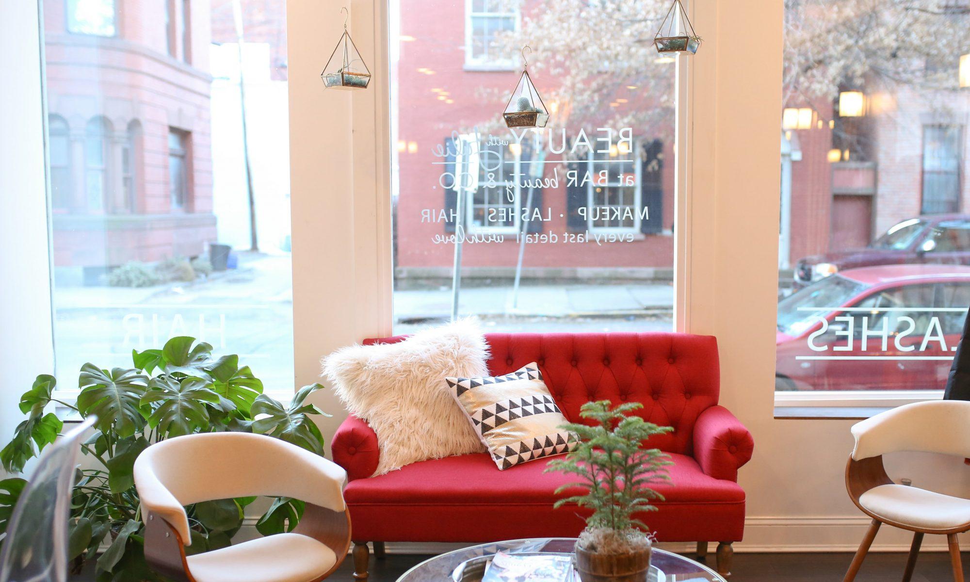 Bar Beauty | A Julie Occhino Salon